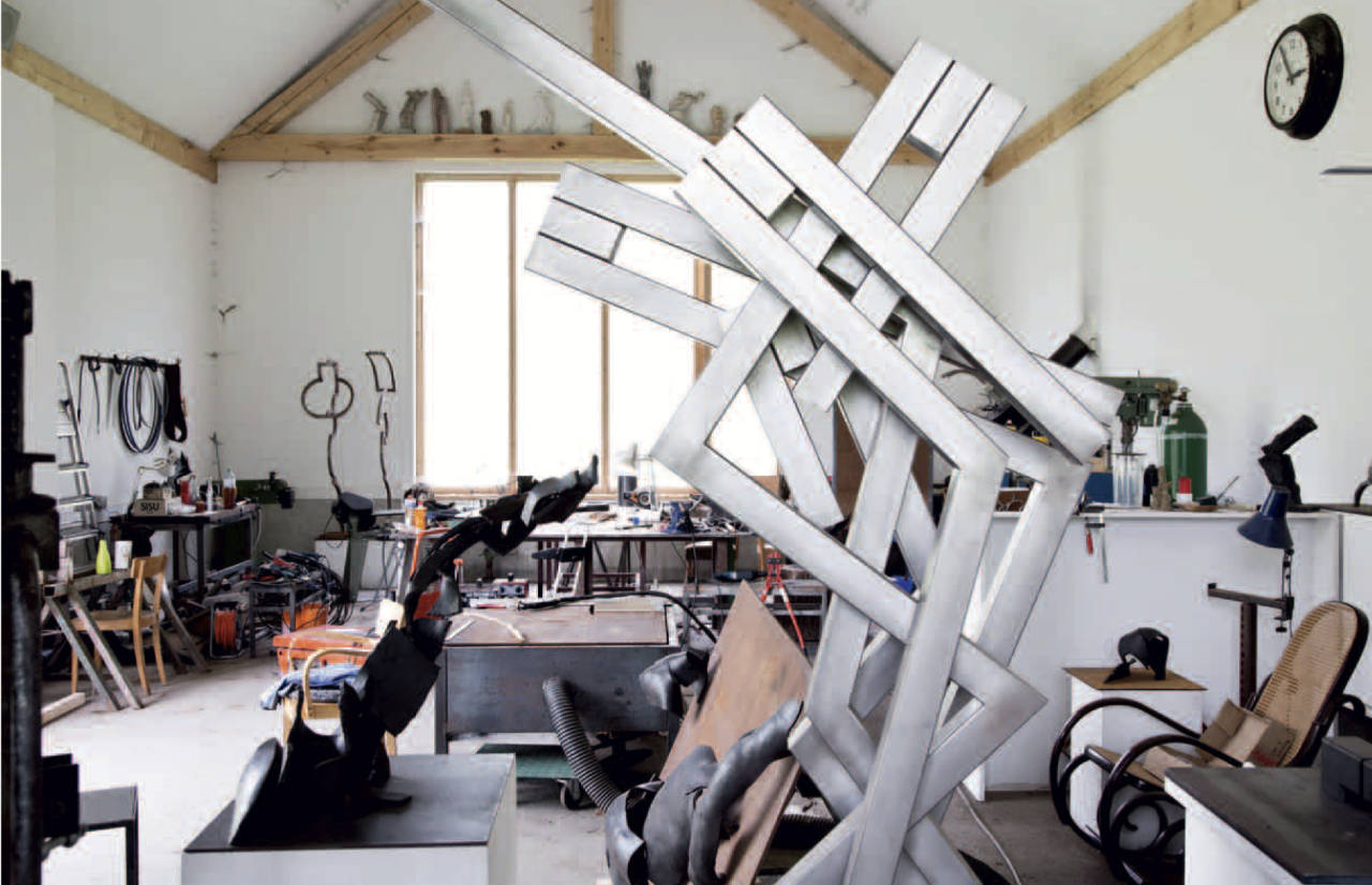 Atelier von Florian Schaumberger