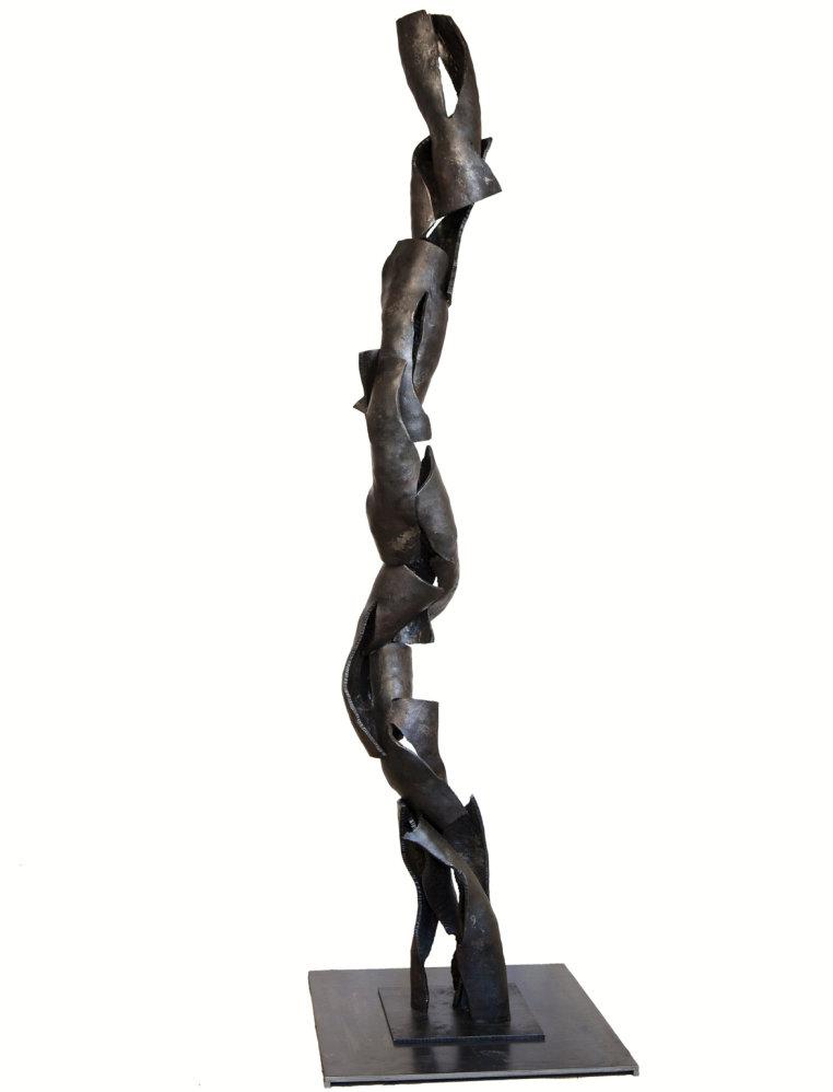 Stele II, Eisen 2016
